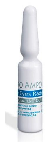Micro Silver Eyes Radiance Ampullen